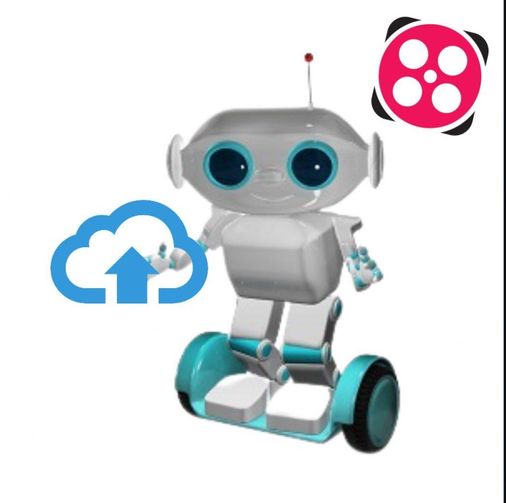 ربات آپلود ویدئو در آپارت